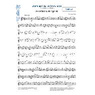 Ghita, C.: Marni und das verlorene Wort – Einzelstimme Violine 1