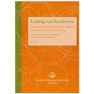 Beethoven, L. / Schwaen, K.: Variationen über ein schottisches Volkslied