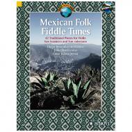 Mexican Folk Fiddle Tunes (+MP3-CD)