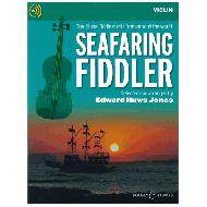 Huws Jones, E.: The Seafaring Fiddler- Violin (+Online Audio