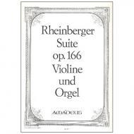 Rheinberger, J.: Suite c-Moll Op. 166