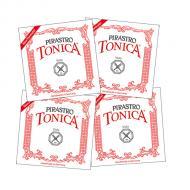 TONICA »NEW FORMULA« Violasaiten SATZ von Pirastro