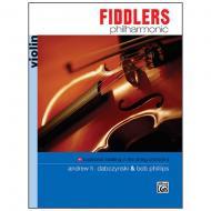 Dabczynski, A. H./Phillips, B.: Fiddlers Philharmonic – Violin