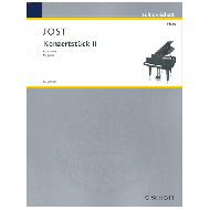 Jost, Chr. Konzertstück  II (2)
