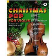 Christmas Pop for Violin (+Online Audio)