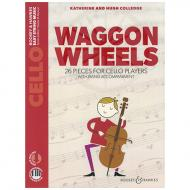 Colledge, K. & H.: Waggon Wheels for Cello (+Online Audio)