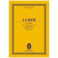 Bach, J. S.: Kantate BWV 211 »Kaffee-Kantate«