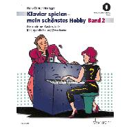 Heumann, H.-G.: Klavier spielen mein schönstes Hobby Band 2 (+Online Audio)