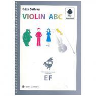 Colourstrings Violin ABC Book E & F