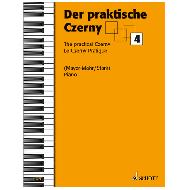 Czerny, C.: Der praktische Czerny Band 4
