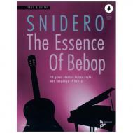 Snidero, J.: The Essence of Bebop (+Online Audio)