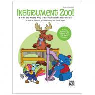 Instrument Zoo! – Malbuch (+CD)