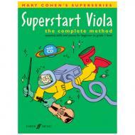 Cohen, M.: Superstart Viola - The Complete Method (+CD)