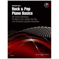Rock & Pop Piano Basics (+CD)