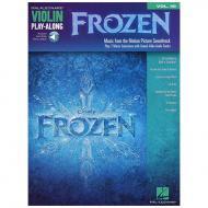 Disney Frozen: Die Eiskönigin – »Völlig unverfroren« (+Online Audio)