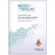 The Twiolins: Söllner, J.: Doch Laub und Wolken unter Nacht