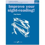 Harris, P.: Improve your sight-reading! Grade 1 (+Online Audio)