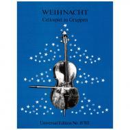 Weihnachtliches Cellospiel in Gruppen