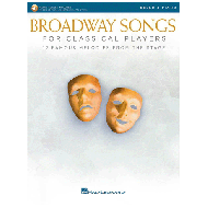 Broadway Songs for Classical Players (+ Online Audio)