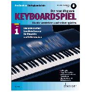 Benthien, A.: Der neue Weg zum Keyboardspiel Band 1 (+Online Audio)
