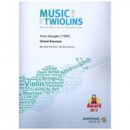 The Twiolins: Geugelin, T.: Orient Express