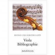 Jappe, M. u. D.: Viola Bibliographie