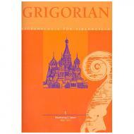 Grigorian, L.: Etüdenschule für Violoncello Band 1