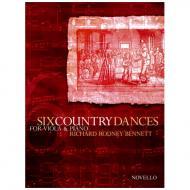 Bennett, R. R.: Six Country Dances