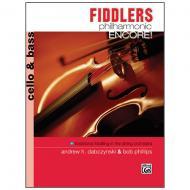 Dabczynski, A. H./Phillips, B.: Fiddlers Philharmonic Encore! – Cello/Bass