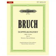 Bruch, M.: Doppelkonzert Op. 88 e-Moll