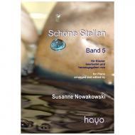 Nowakowski, S.: Schöne Stellen Band 5