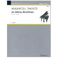 Maxwell Davies, P.: An Orkney Sketchbook