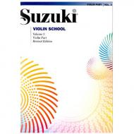 Suzuki Violin School Vol. 3
