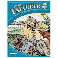 Dabczynski, A. H.: String Explorer, Book 1 - Viola (+CD)