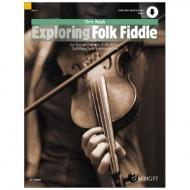 Haigh, Ch.: Exploring Folk Fiddle (+Online Audio)