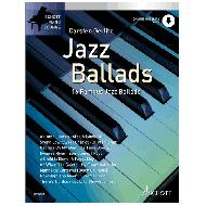 Gerlitz, C.: Schott Piano Lounge – Jazz Ballads (+Online Audio)