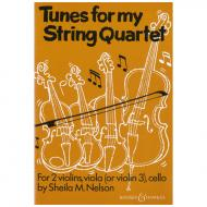 Nelson, S. M.: Tunes for my String Quartet