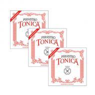 TONICA »NEW FORMULA« Violinsaiten A-D-G von Pirastro