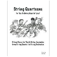 String Quarteens for Youth String Quartett »plus«