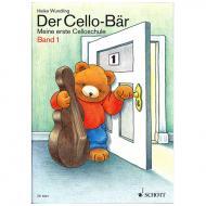 Wundling, H.: Der Cello-Bär Band 1