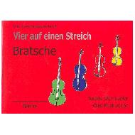 Steinkühler, S.: Vier auf einen Streich — Schülerheft Viola