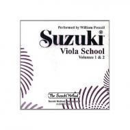 Suzuki Viola School Vol. 3 & 4 – CD