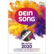 Dein Song – 2020 (+Online Audio)