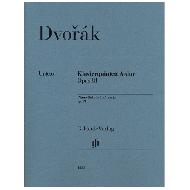Dvorák, A.: Klavierquintett Op. 81 A-Dur