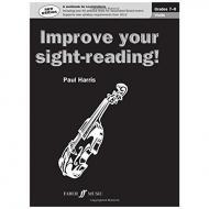 Harris, P.: Improve your sight reading Grade 7-8
