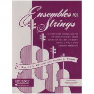 Ensembles For Strings – Full Score