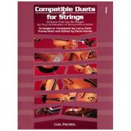 Compatible Duets for Strings Vol. I – Bass