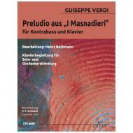 Verdi, G.: Preludio aus »I Masnadieri«