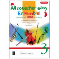 All together easy Ensemble! Band 3 – Christmas Concert Pieces