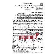 Vivaldi, A.: Konzert für 2 Violinen, Streicher und B.c. in G-Dur Rv 516 — Stimmensatz